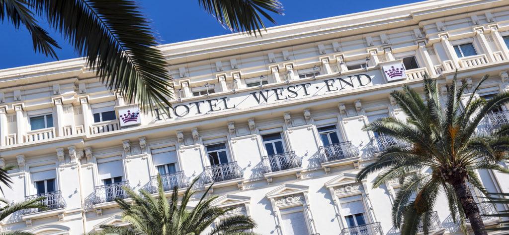 Hôtel West End, Nice **** (groupe 3A Hôtels La Collection)