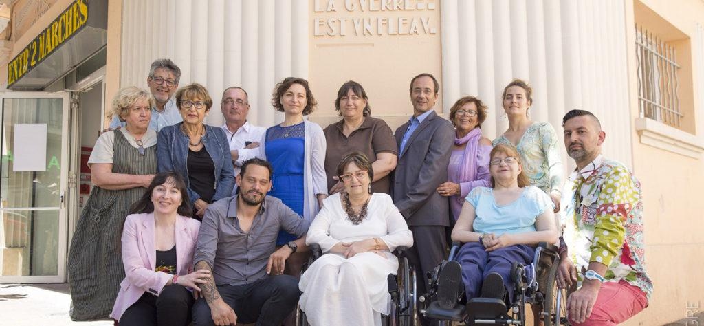 Festival International du Film sur le handicap Entr'2 Marches, Cannes