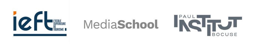 Formation Communication Tourisme - Ecoles IEFT Lyon - MédiaSchool Nice - Institut Paul Bocuse