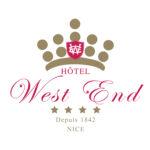 Hôtel West End, Nice **** (groupe 3A Hôtels La Collection, Nice)